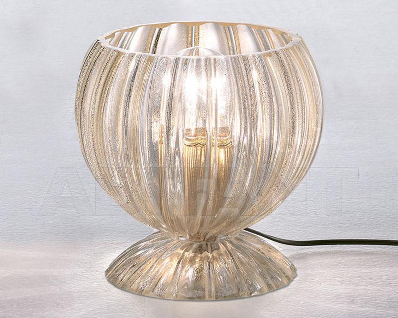 Купить Лампа настольная Lavai lavorazione vetri artistici di Giuliano Statua & C. Sfera 6004/1LU