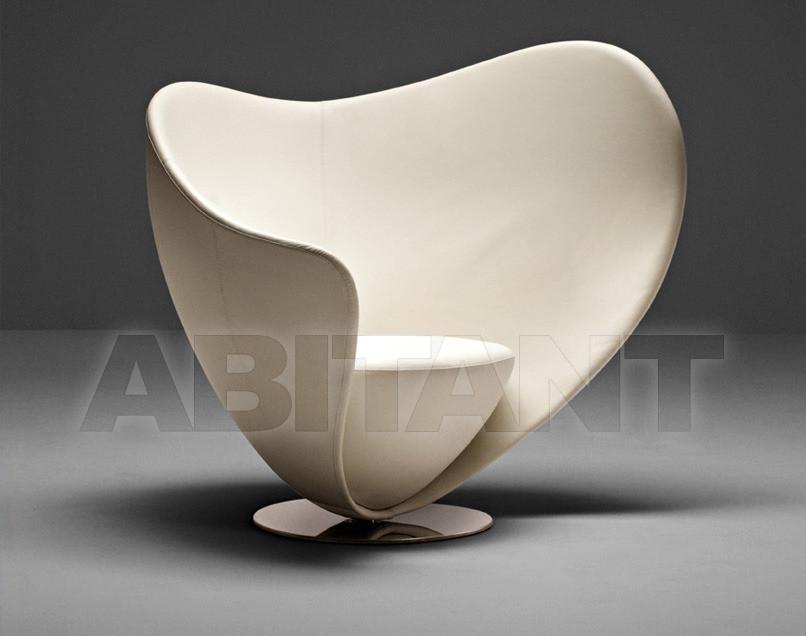 Купить Кресло MON COEUR La Cividina Mon Coeur 3001
