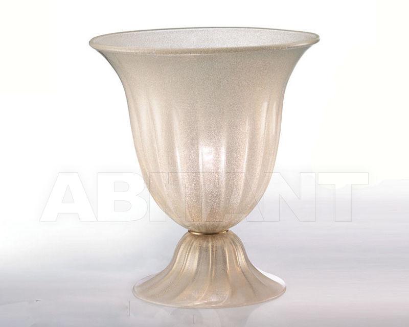 Купить Лампа настольная Lavai lavorazione vetri artistici di Giuliano Statua & C. Oliva 6022/1LT