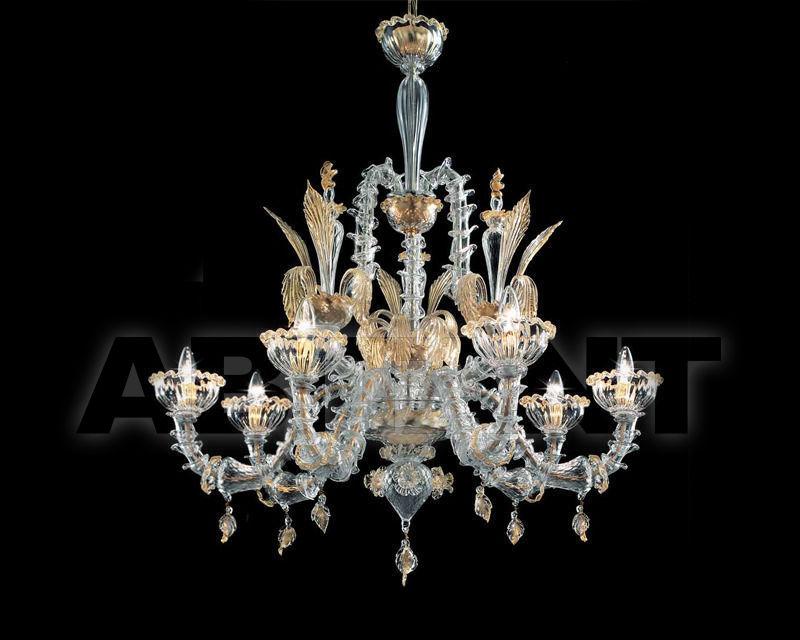 Купить Люстра Lavai lavorazione vetri artistici di Giuliano Statua & C. 2007 779/6