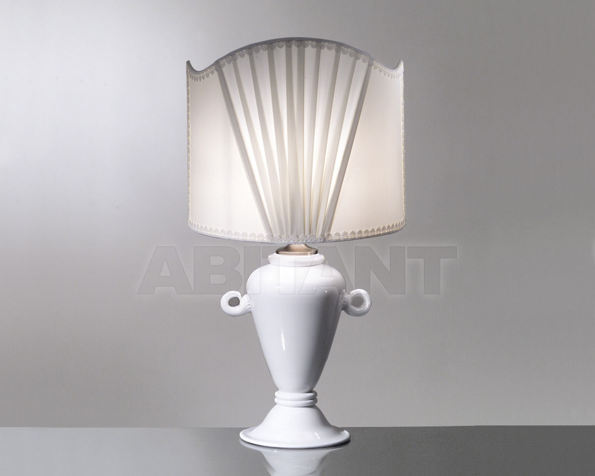 Купить Лампа настольная Cavalliluce di Mirco Cavallin Venice 406LT Bianco