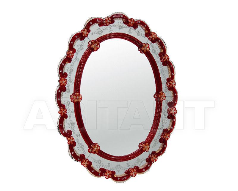 Купить Зеркало настенное Cavalliluce di Mirco Cavallin Venice 501SP