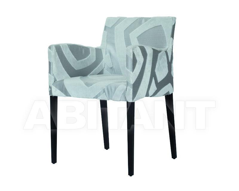 Купить Кресло Fedele Chairs Srl Nero CARLA_P