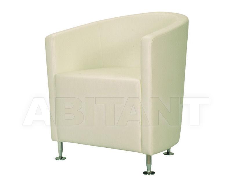 Купить Кресло Fedele Chairs Srl Nero CHIARA_P