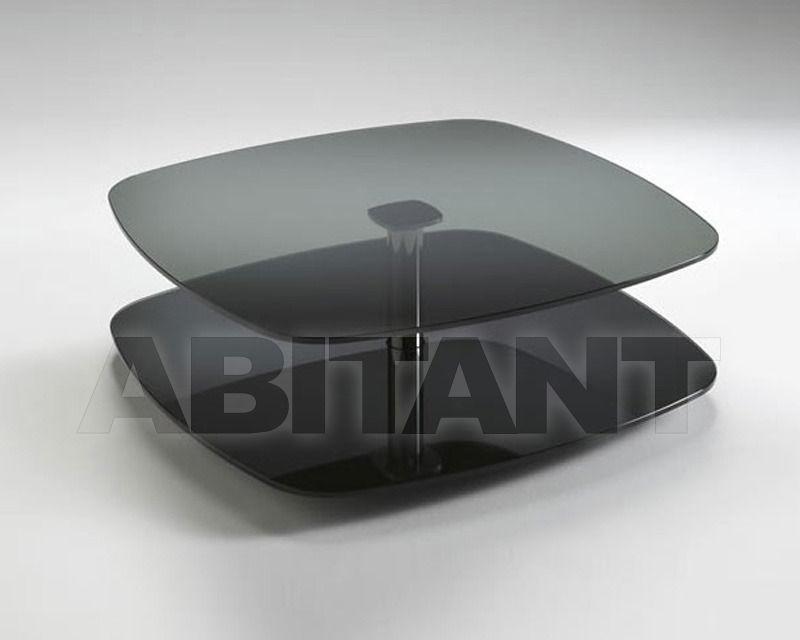 Купить Столик журнальный Tonelli Design Srl News Lessico quadrato NERO