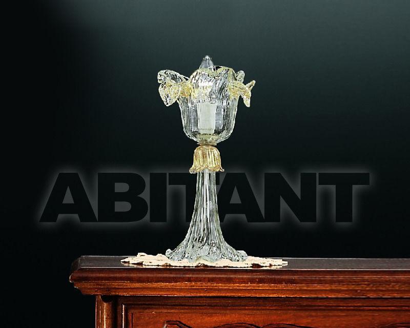 Купить Лампа настольная Lavai lavorazione vetri artistici di Giuliano Statua & C. 2007 239l