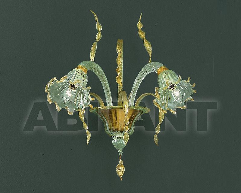 Купить Бра Lavai lavorazione vetri artistici di Giuliano Statua & C. 2007 240/a2
