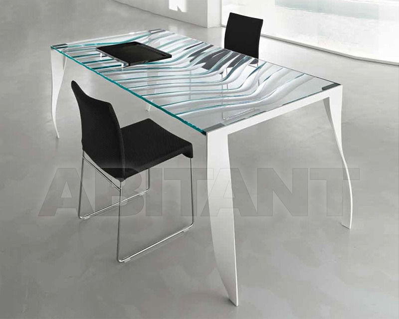 Купить Стол обеденный Tonelli Design Srl News Luz de luna BIANCO 2