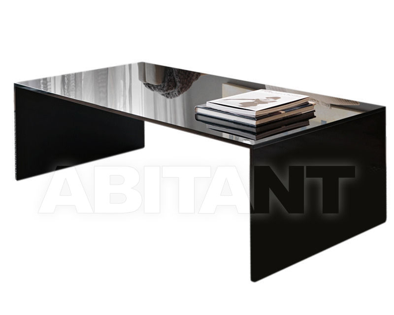 Купить Столик журнальный Tonelli Design Srl News Qubik Laccato nero