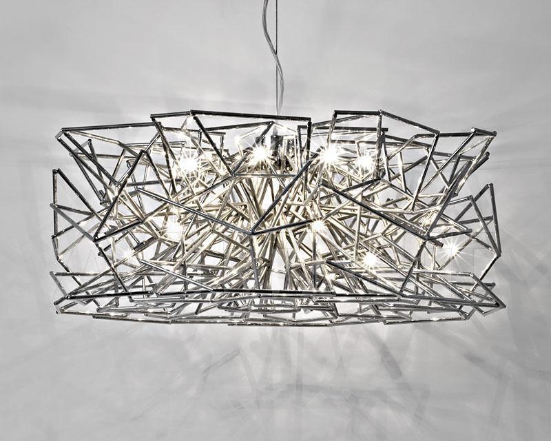 Купить Люстра ETOILE Terzani Precious - Design PØ1S E7 C8