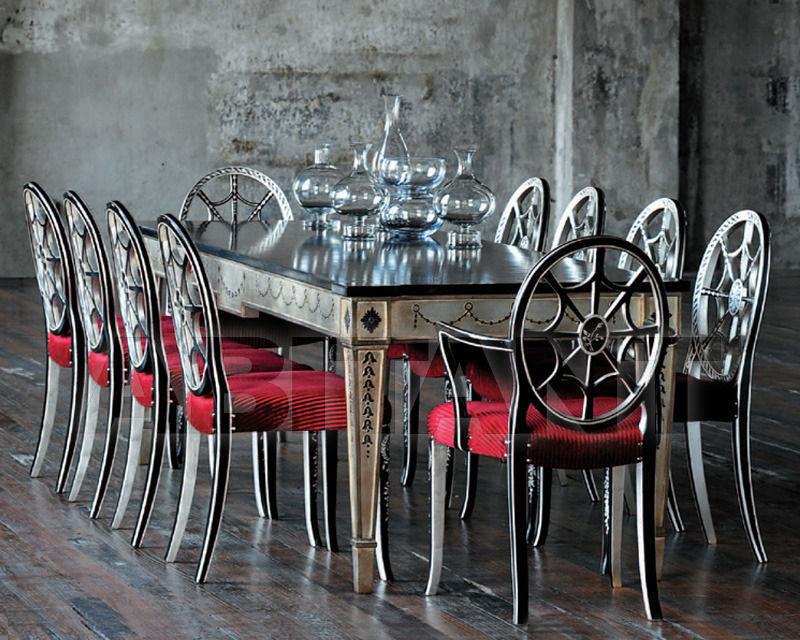 Купить Стол обеденный Trastevere Patina by Codital srl Exquisite Furniture T49 DG/ ST / rc