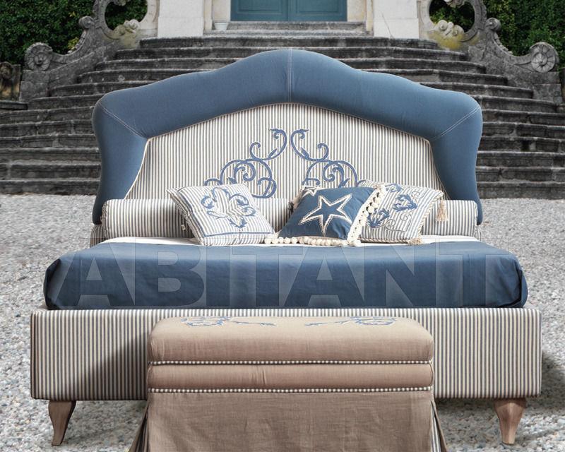 Купить Кровать Daniela Lucato Blue Moon Letto in cotone