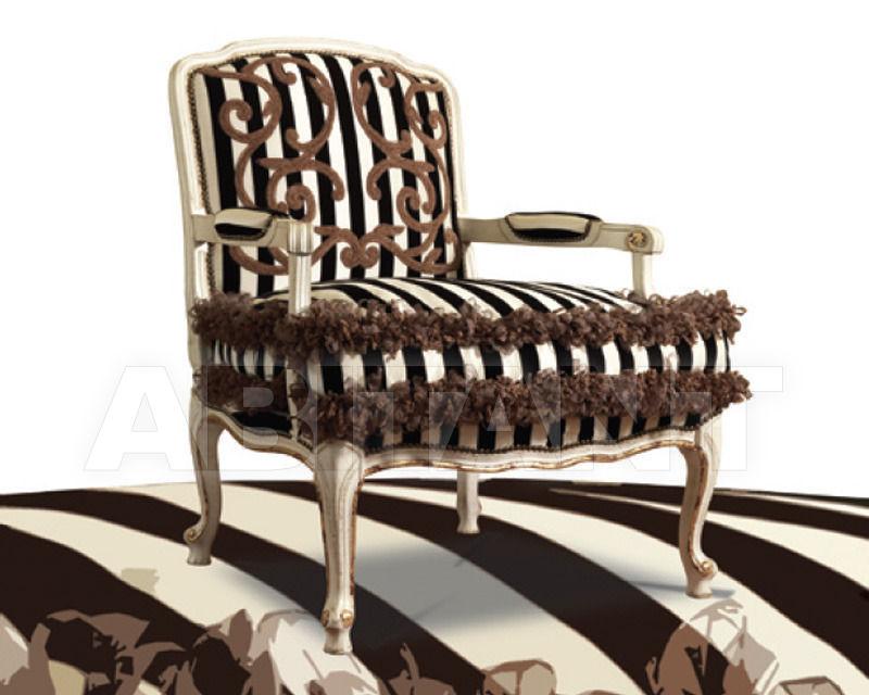 Купить Кресло Daniela Lucato Glamour Poltrona GLAMOUR 708