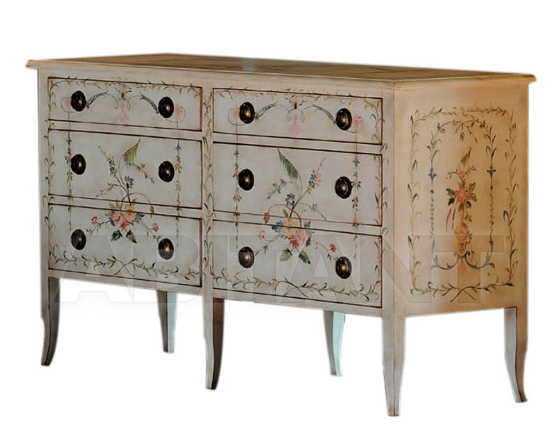 Купить Комод Firenze Patina by Codital srl Exquisite Furniture C70 DB / ST / DW