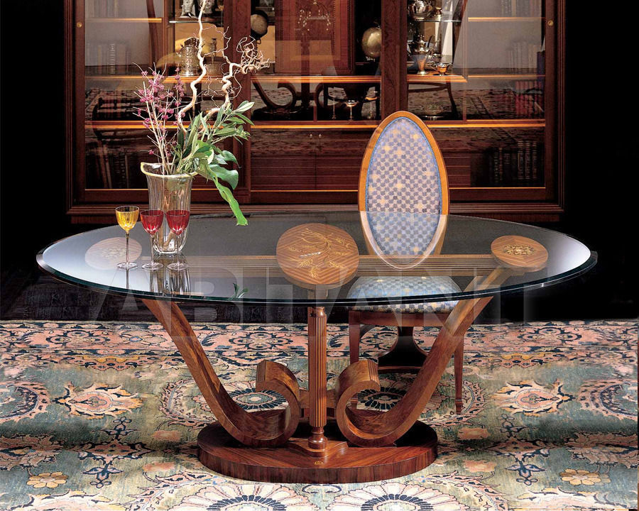 Купить Стол обеденный LE VOLUTE Carpanelli spa Day Room T 662