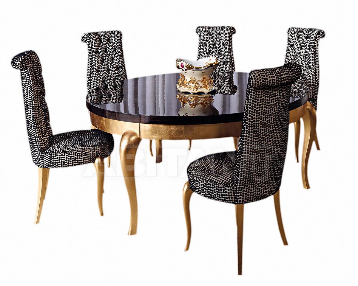 Купить Стол обеденный GLAMOUR Patina by Codital srl Design GL/T 102 16 RN