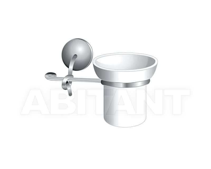 Купить Стакан для зубных щеток Giulini Accessori Bagno Rg0706