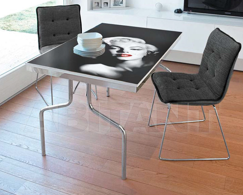 Купить Стол обеденный Unico Italia Zero Sei TAV040