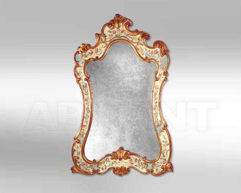 Купить Зеркало настенное Murano Patina by Codital srl Exquisite Furniture M39 LG / CR 2