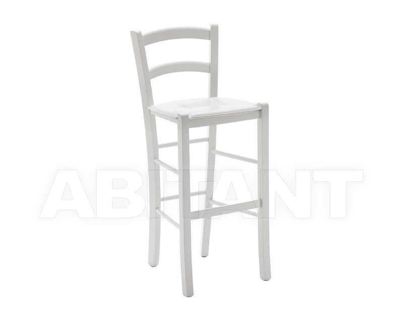 Купить Барный стул Midj Sedie Giudecca H75-CU