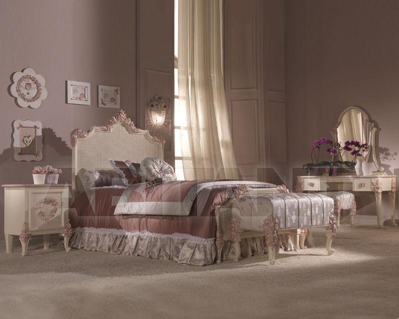 Купить Кровать Daniela Lucato Divina Letto con paglia di Vienna
