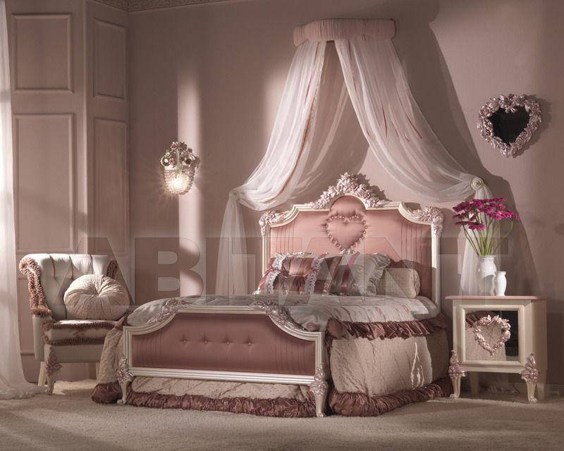 Купить Кровать Daniela Lucato Divina Letto con bottoni 3