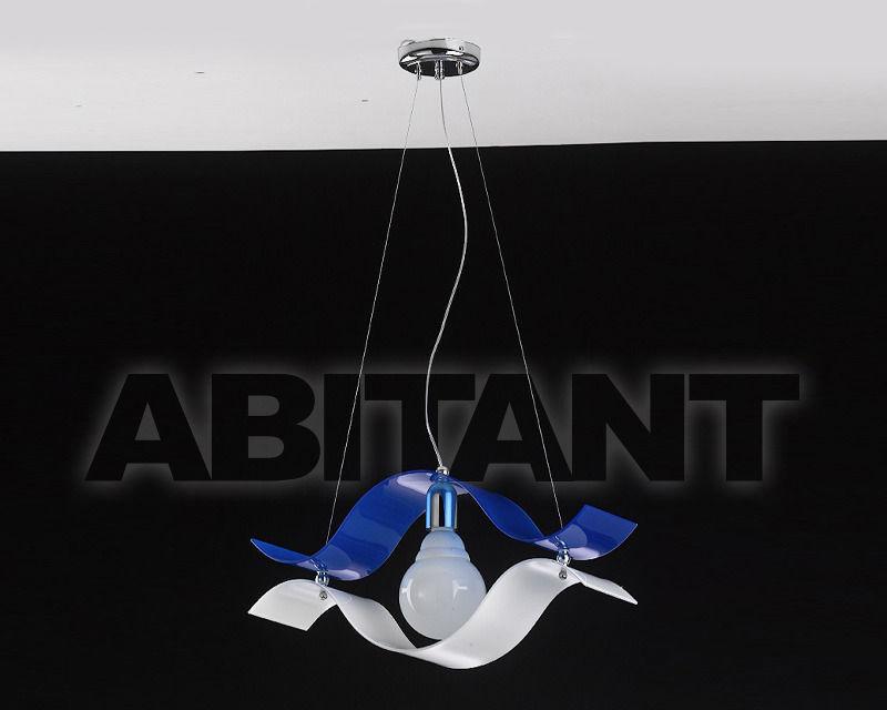 Купить Светильник Artigiana Lampadari Modern 984/SP BLU