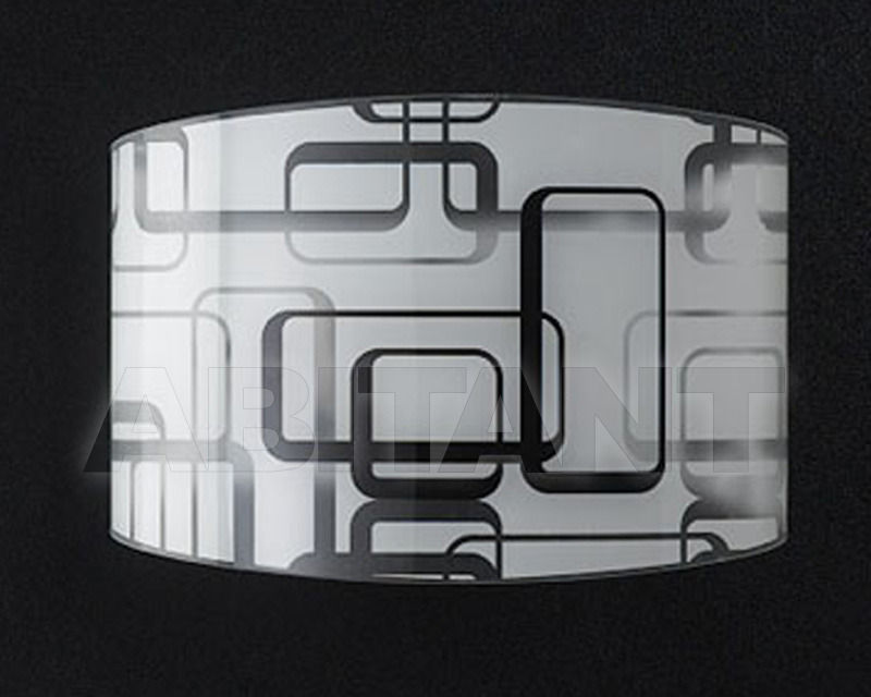 Купить Бра Artigiana Lampadari Modern 1014/A NERO