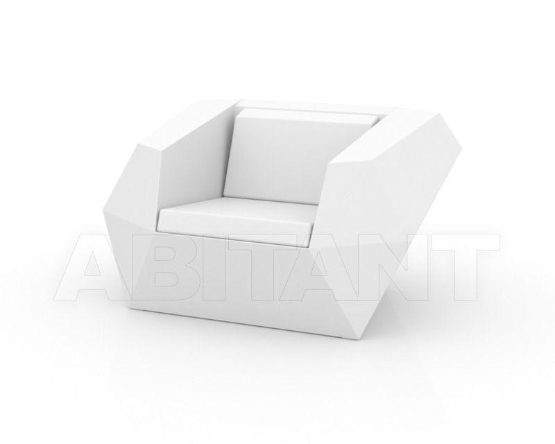 Купить Кресло для террасы Vondom Yard 54001