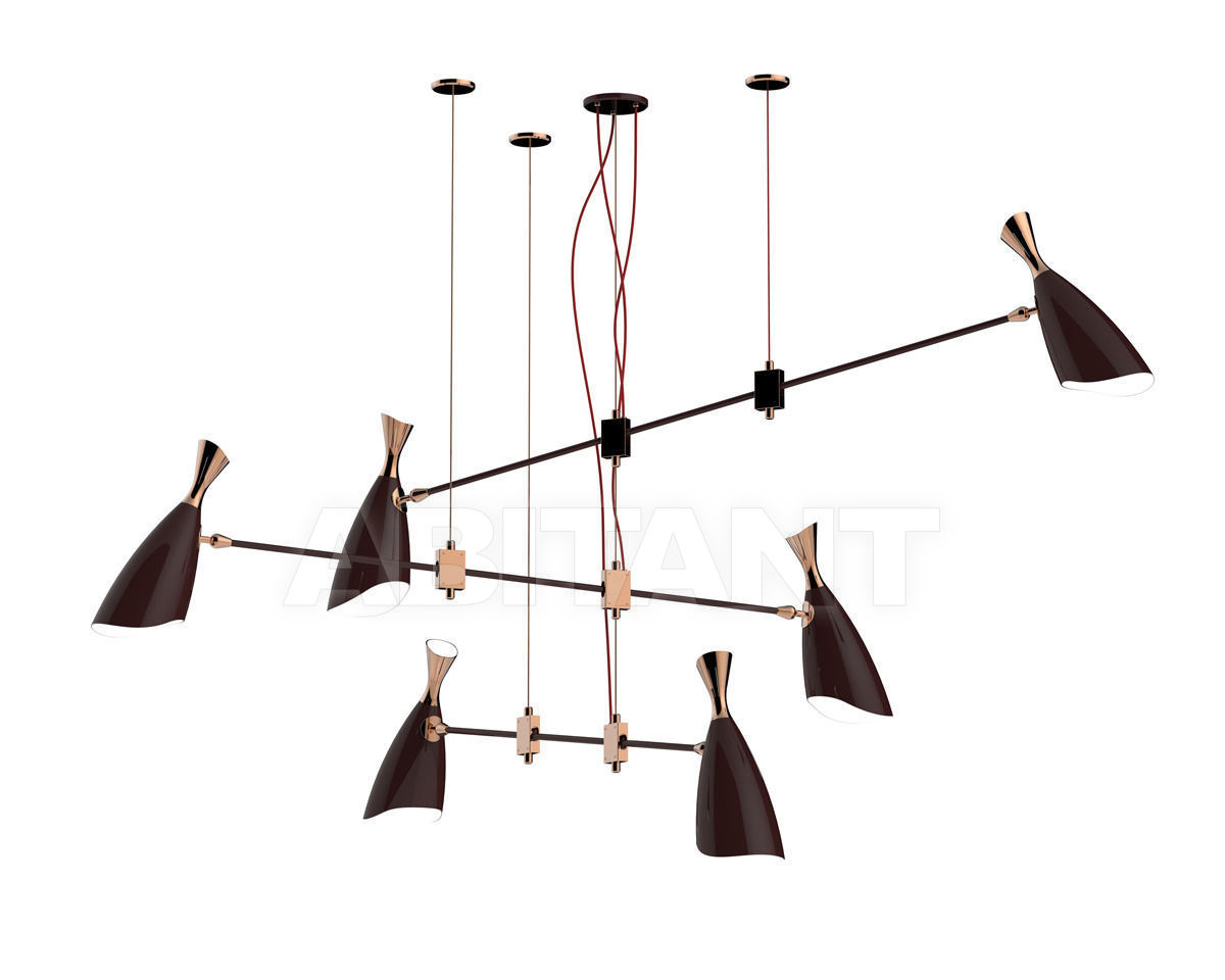 Купить Люстра Delightfull by Covet Lounge Suspension DUKE Black