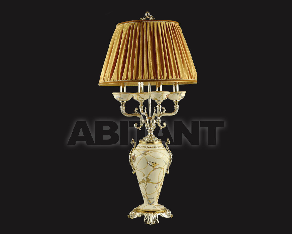Купить Лампа настольная Sarri Hermitage 222832 M49
