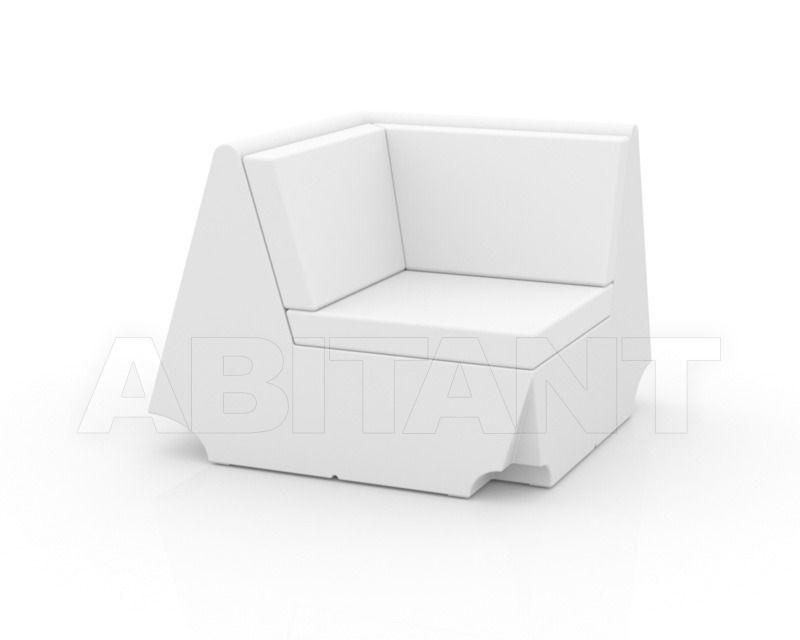 Купить Кресло для террасы Vondom Yard 53005