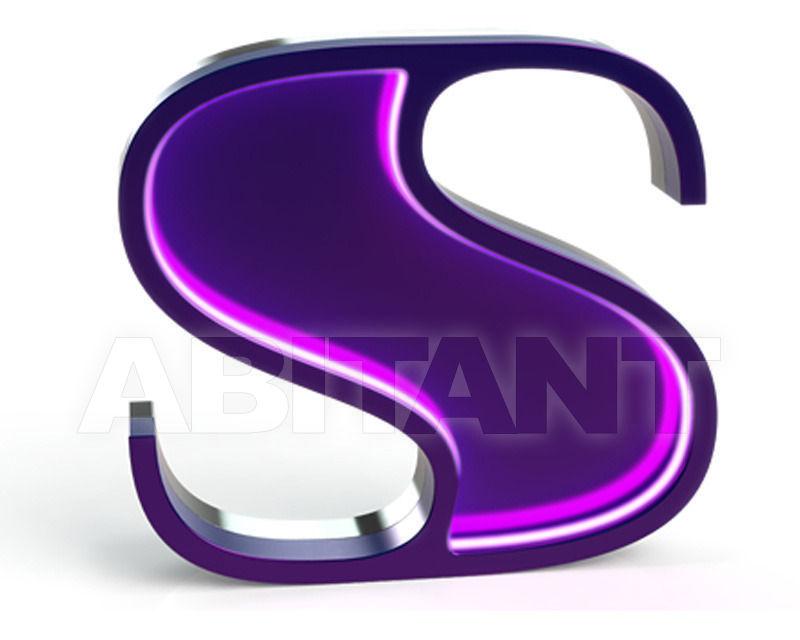 Купить Лампа напольная Delightfull by Covet Lounge Graphic Lamp S