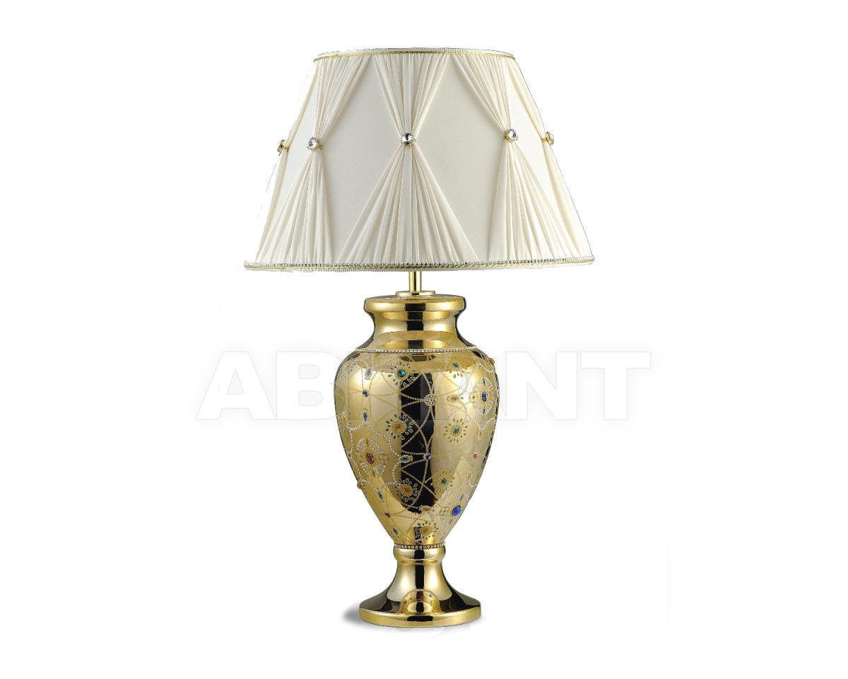 Купить Лампа настольная Sarri Bijoux 90507G M41