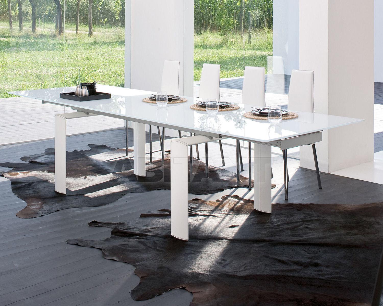 Купить Стол обеденный CANNAREGIO Tonin Casa Rossa 8017 table