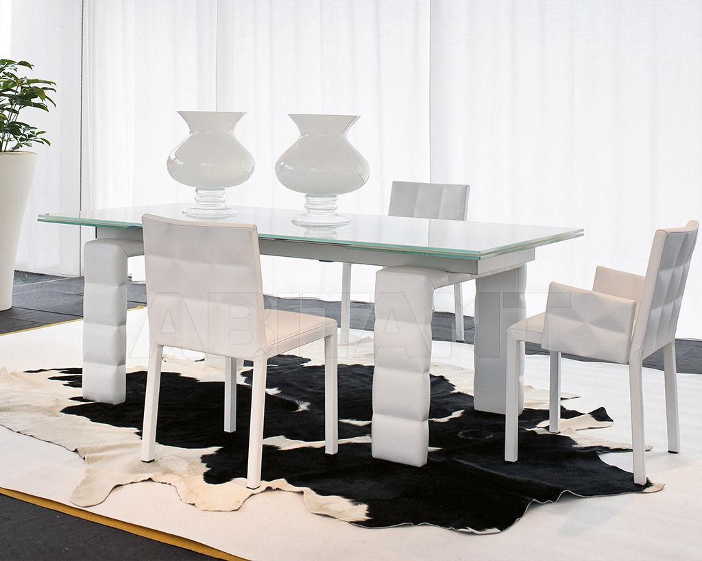 Купить Стол обеденный Louvre  Tonin Casa Rossa 8007N