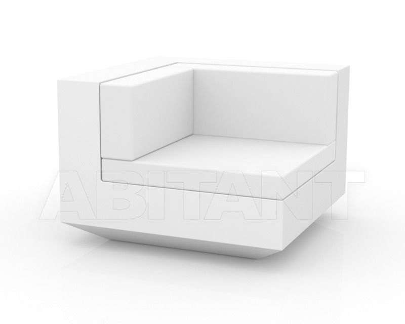 Купить Кресло для террасы Vondom Yard 54029