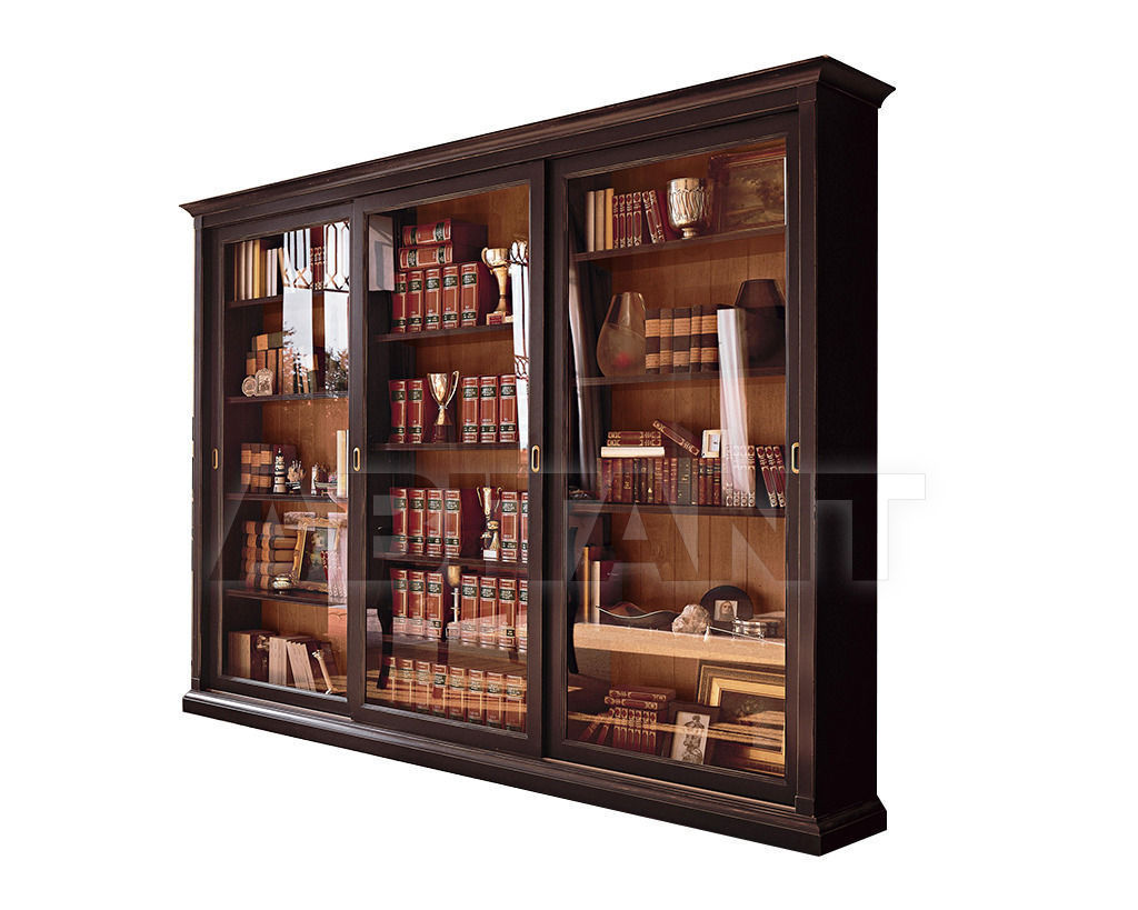 Купить Шкаф книжный Tonin Casa Glamour 1292
