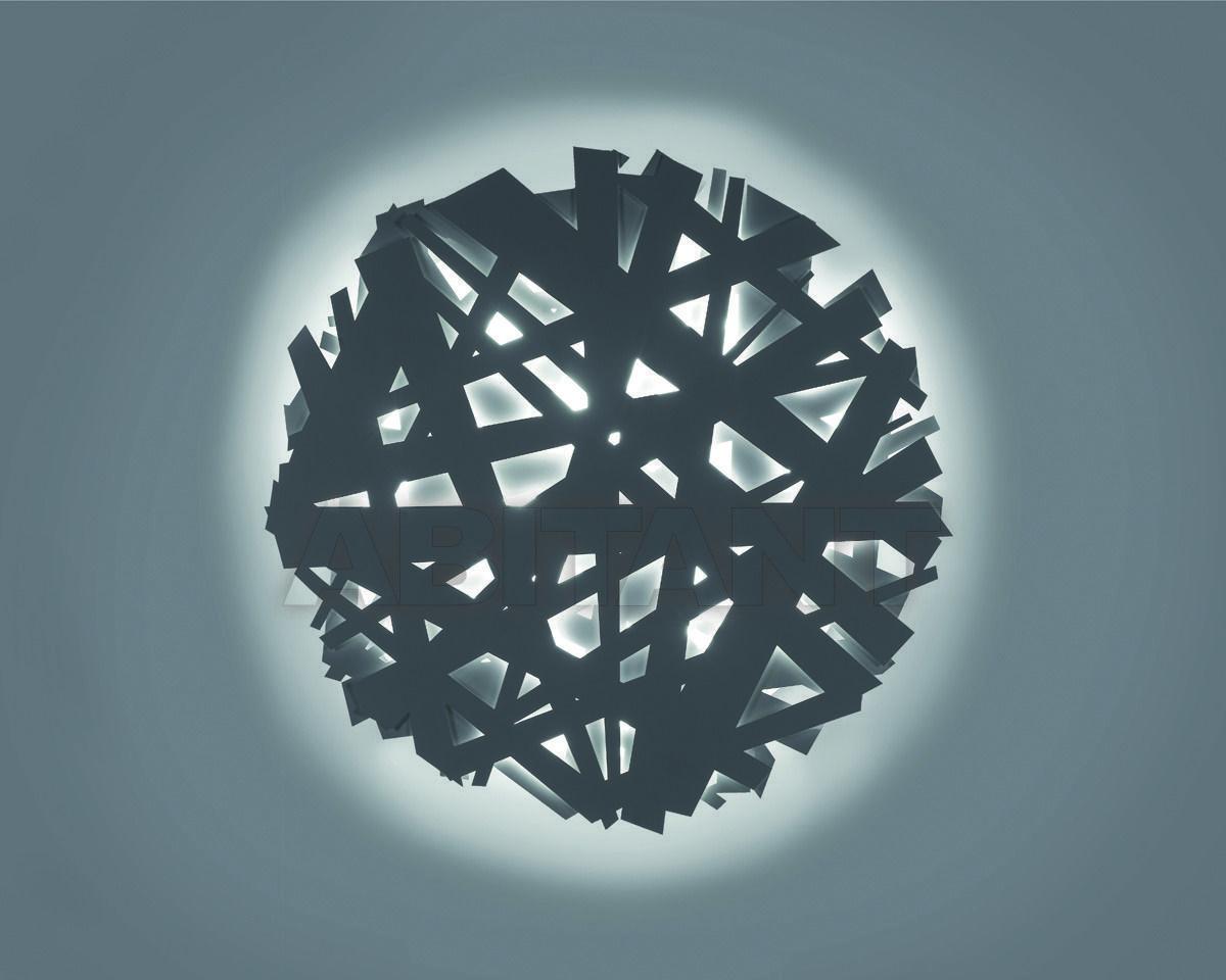 Купить Светильник настенный GRAPHIA W ROUND Disegno Luce Srl 2011 1095