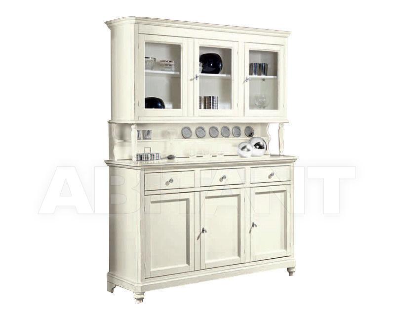 Купить Сервант Giaretta Classico C3137 white
