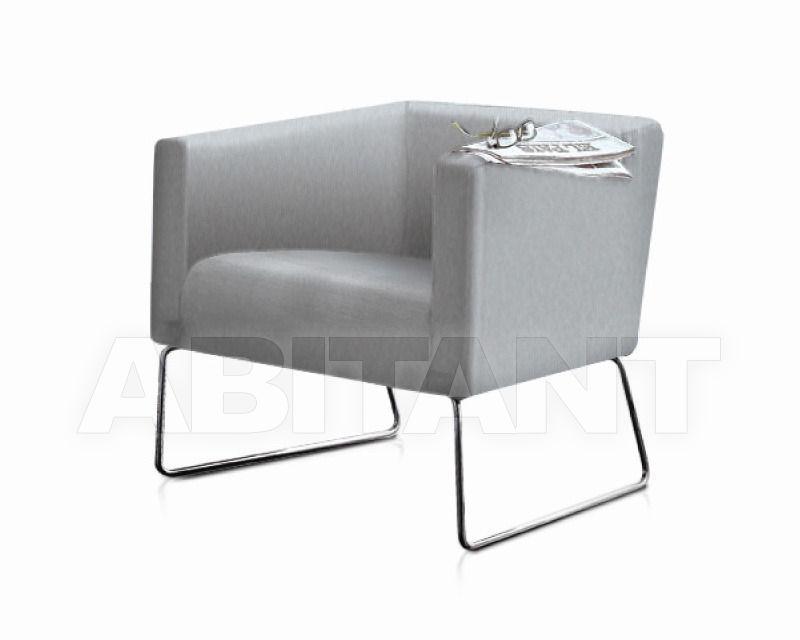 Купить Кресло Nicoline Picolla Sartoria PLANET CON PIEDI Poltrona