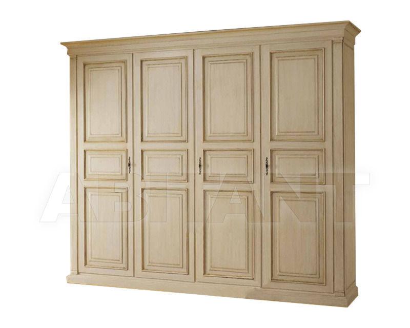 Купить Шкаф гардеробный PA1/ARBT Granducato Arredi  Priori Delle Arti PA1/ARBT 4 ANTE