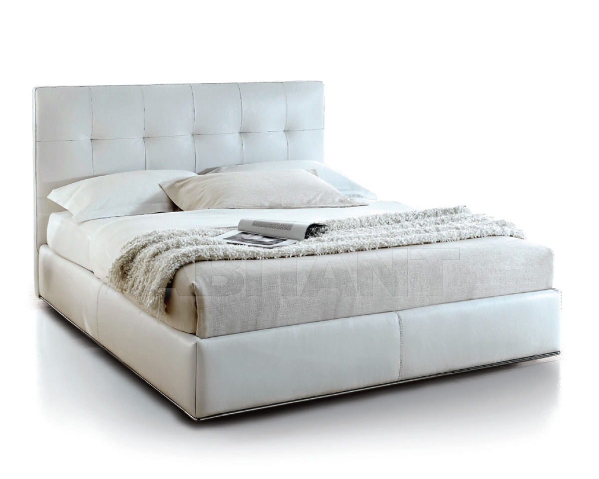 Купить Кровать Nicoline Letti MIRO' CONTENITORE CON BASE Matr. 180x200 2 Mov.