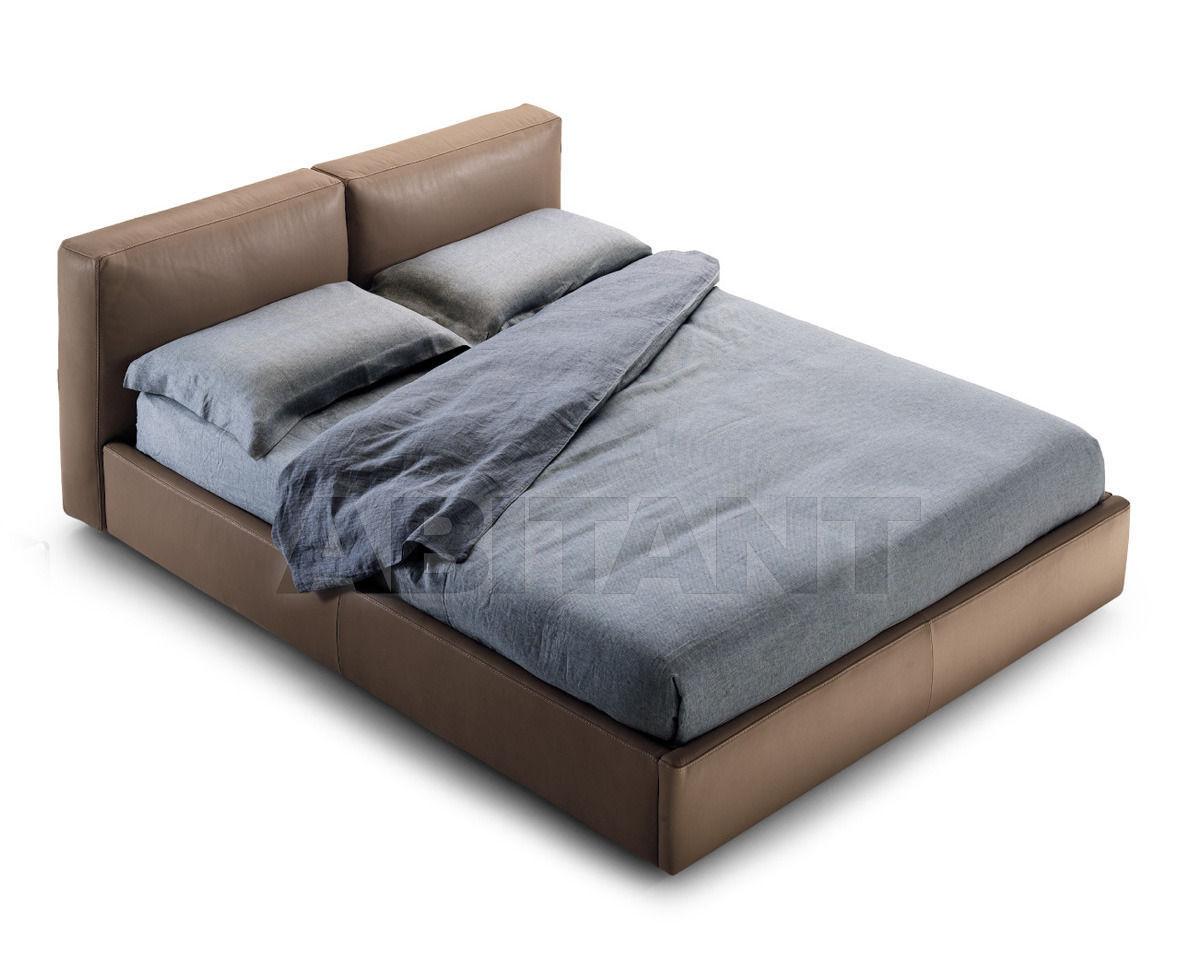 Купить Кровать Nicoline Letti SOFT CONTENITORE Matr. 180x200 2 Mov.