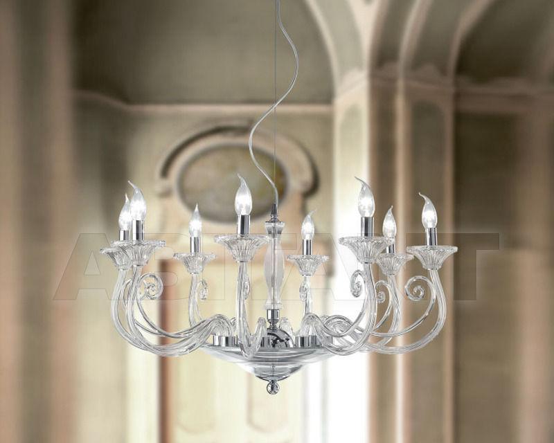 Купить Люстра Renzo del Ventisette & C. S.A.S Contemporanea  14302/8