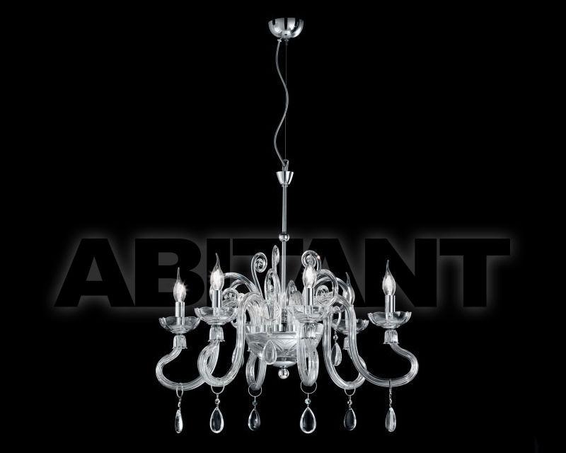 Купить Люстра Renzo del Ventisette & C. S.A.S Contemporanea 14406/6