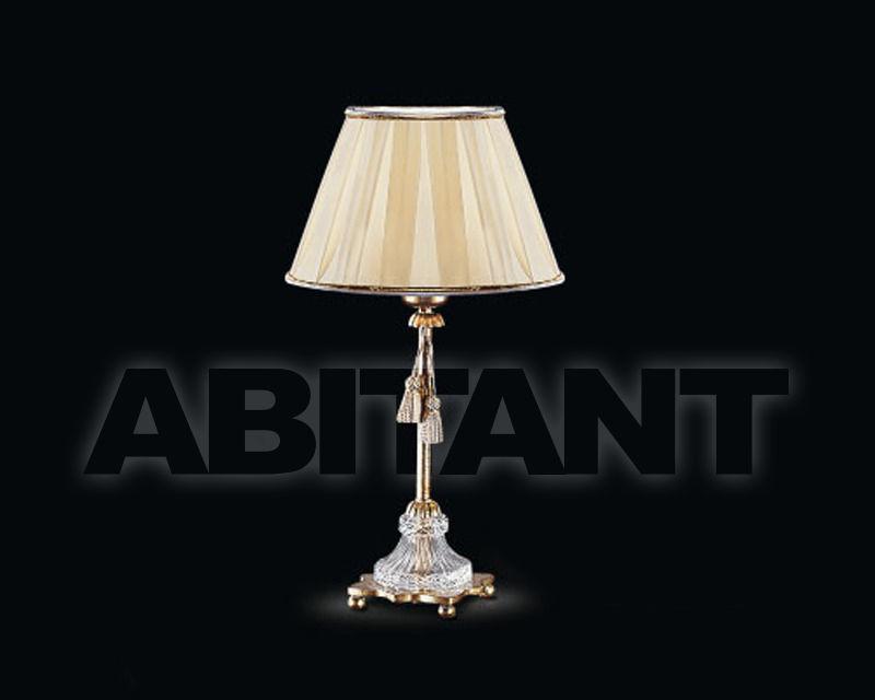 Купить Лампа настольная Renzo del Ventisette & C. S.A.S Contemporanea LSP 13715/1