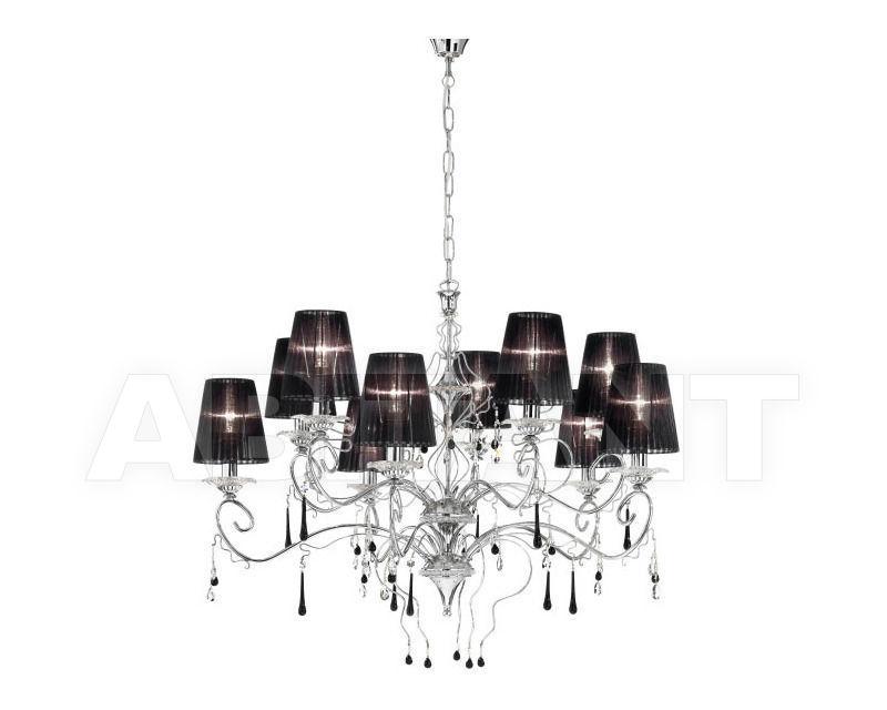 Купить Люстра Renzo del Ventisette & C. S.A.S Contemporanea 14107/10 CP CR