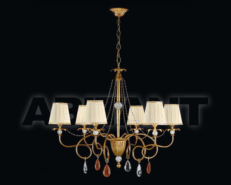 Купить Люстра Renzo del Ventisette & C. S.A.S Con Paralumi L 14047/6 CP