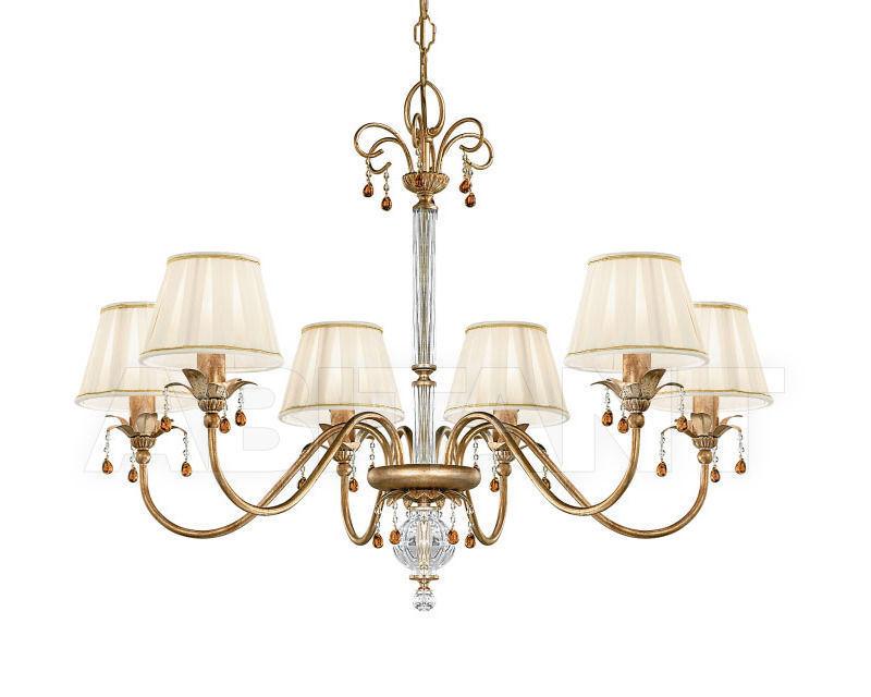 Купить Люстра Renzo del Ventisette & C. S.A.S Con Paralumi L 13758/6 CP